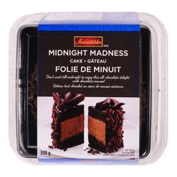 Irresistibles Frozen midnight madness cake 4 in - 300 g