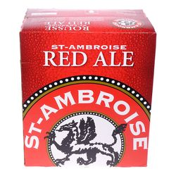 St-Ambroise Red Ale 6x341 ml - bottles