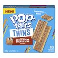 Pop-Tarts Thins Frosted Brown Sugar Spicetacular Flavoured Pastries 140 g