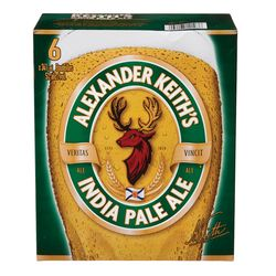 Alexander Keith's India Pale Ale 6x341 ml - bottles