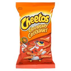 Cheetos Cheese flavoured snacks 310 g