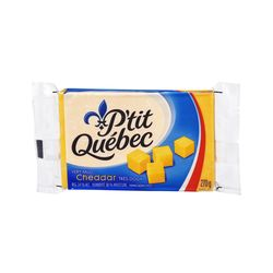 P'tit Québec Very mild yellow cheddar cheese 270 g