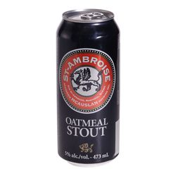 St-Ambroise Oatmeal Stout 473 ml - can