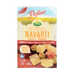 Dofino Sun-dried tomato havarti cheese 200 g