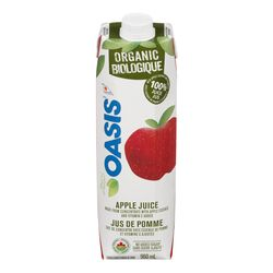 Organic Apple Juice 960 ml